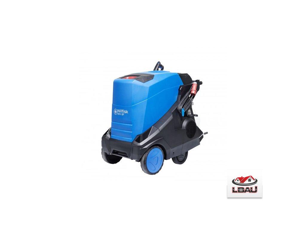 Nilfisk MH 8P-180/2000 FAX 107146965- Mobilný vysokotlakový horúcovodný čistič WAP