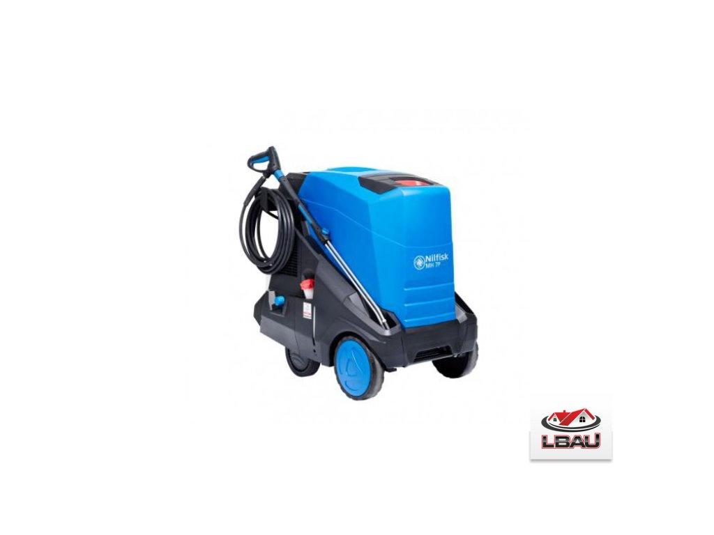 Nilfisk MH 7P-180/1260 FAX 107146982 - Mobilný horúcovodný vysokotlakový čistiaci stroj