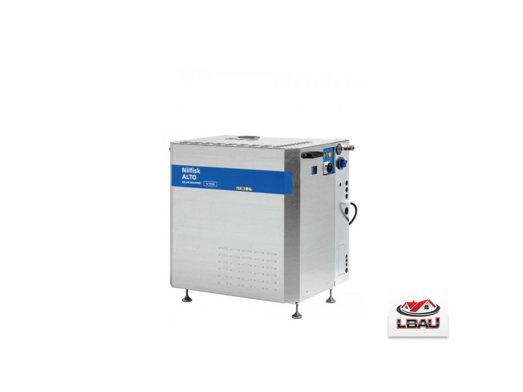 Nilfisk SH SOLAR 7P-170/1200 D 107370070 - Stacionárny horúcovodný vysokotlakový stroj