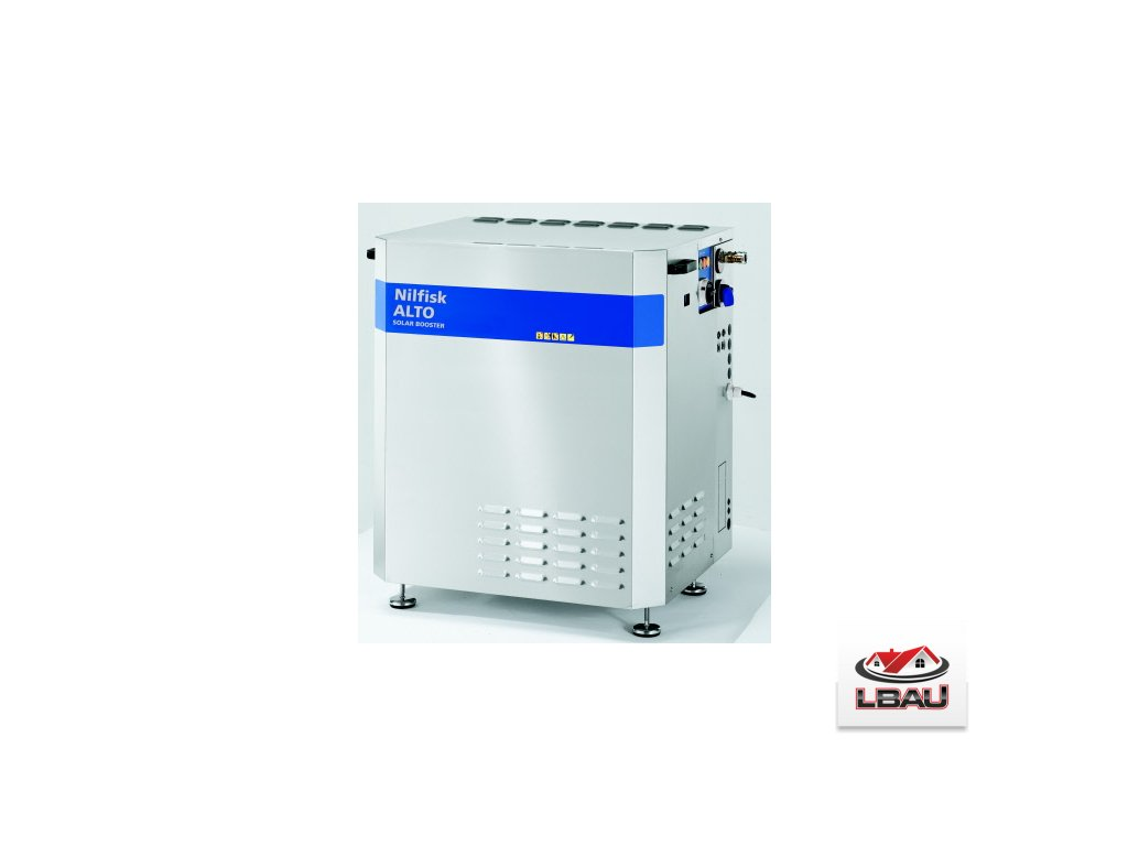 Nilfisk SH SOLAR 7P-170/1200 E36  107370274 - Stacionárny vysokotlakový horúcovodný stroj WAP