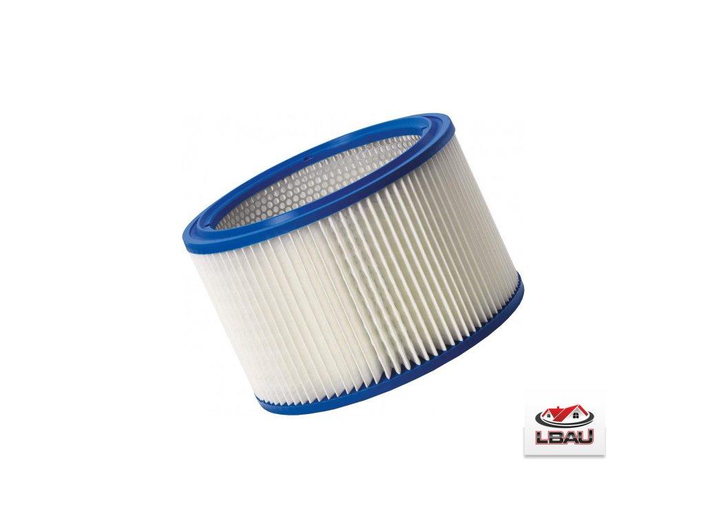 Nilfisk PET filter NanoFibre Ø275 x 187mm H-Class 107400564