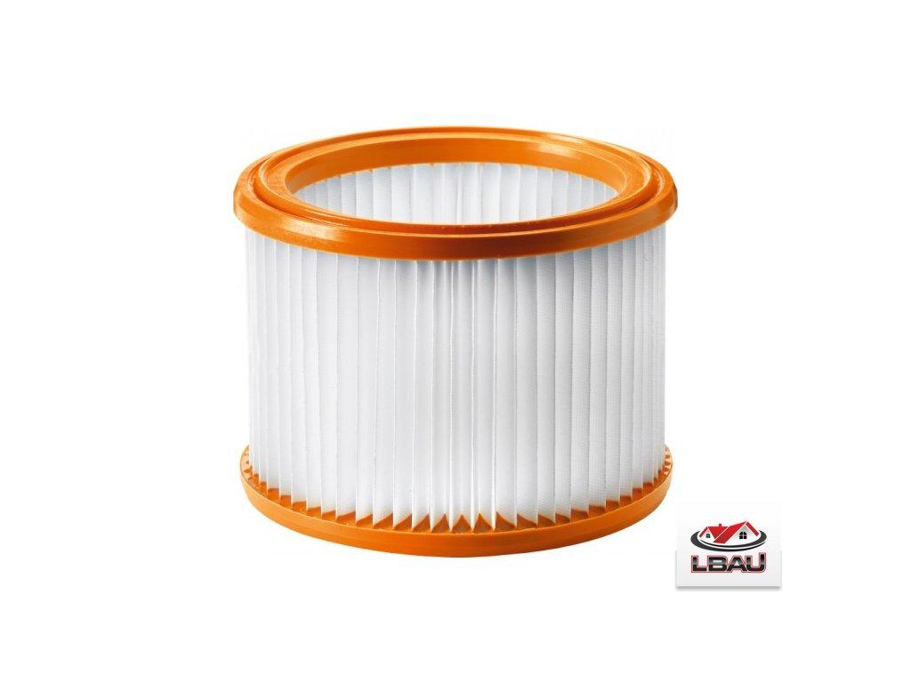 Nilfisk lamelový PET filter základný pre vysávače MULTI I 107402338