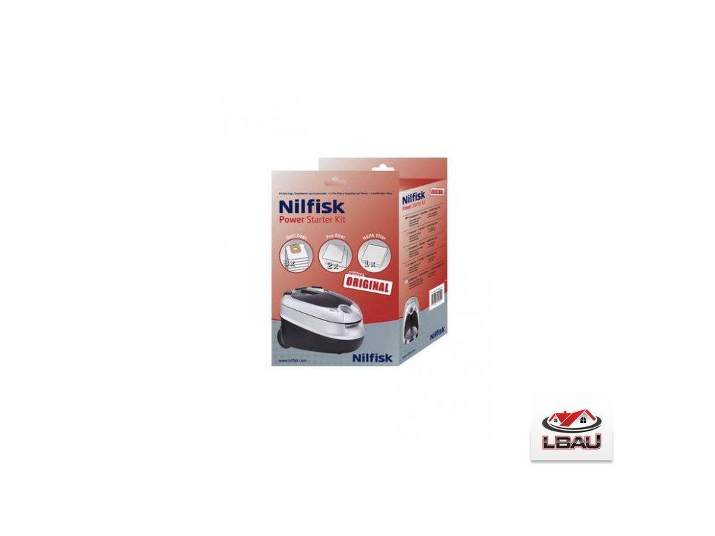 Nilfisk Sada štart pre vysávače Nilfisk POWER 107403114