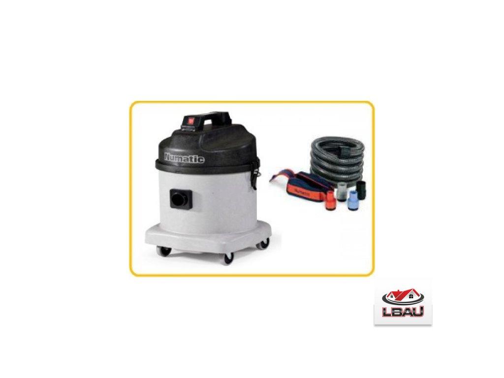 Numatic NDS 570A- Priemyselný vysávač na suché vysávanie NDS570A so zásuvkou ~230V