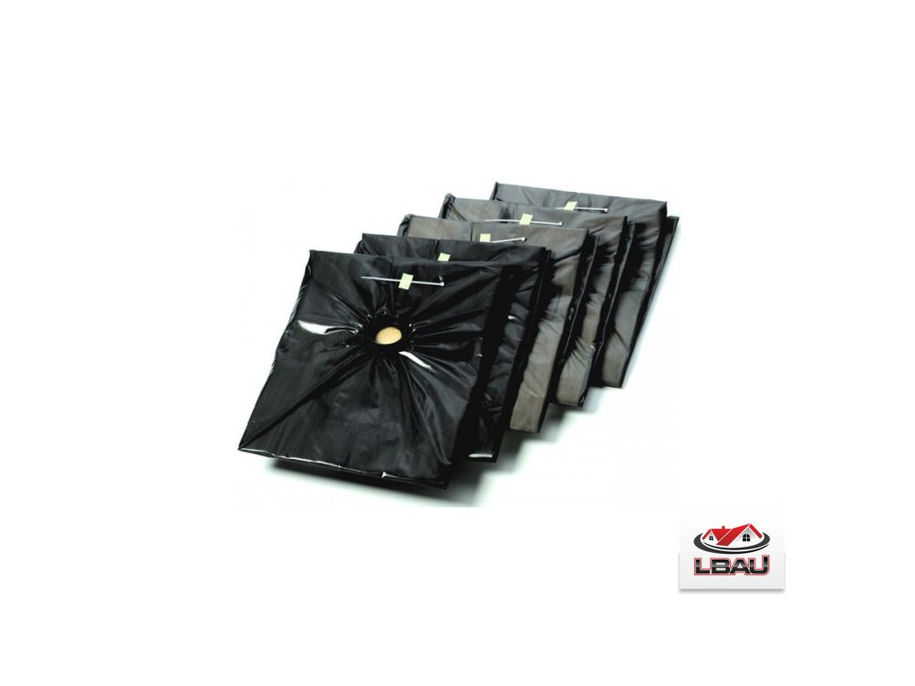 """Bezpečnostné vrecká sada 5ks 107413549- Filtračné vrecká pre vysávače Nilfisk ATTIX 33,44 a VHS 40, 42 triedy """"H"""" a Azbest"""