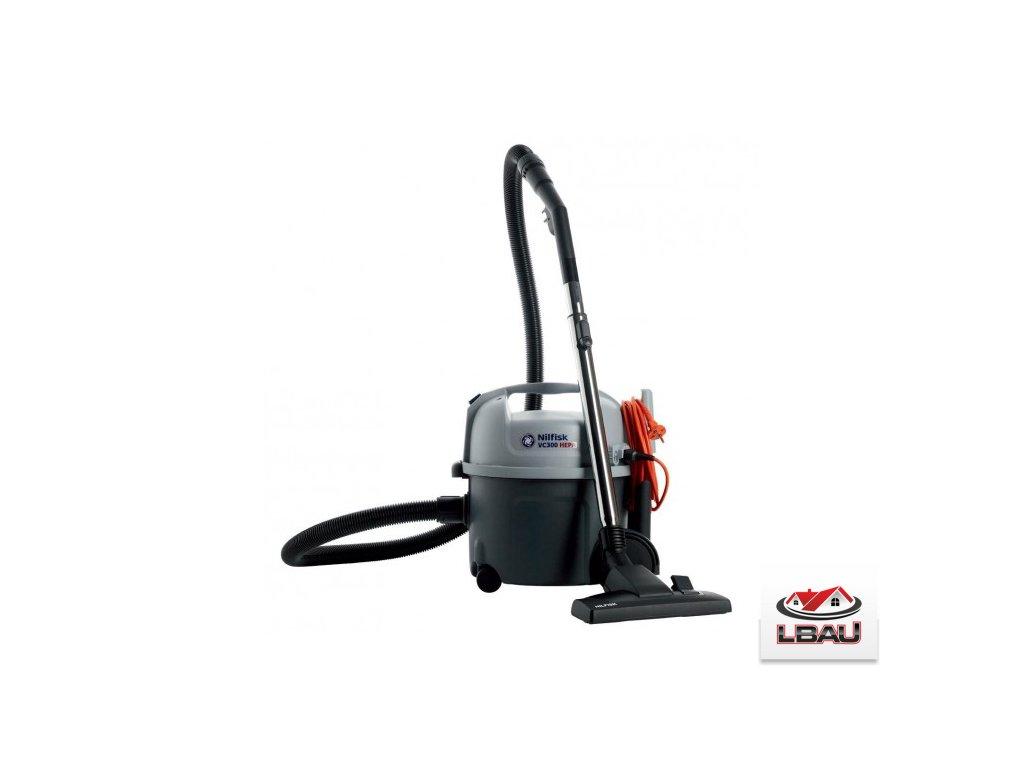 Nilfisk VP300 HEPA Basic 107415322 - Profesionálny vysávač na suché vysávanie