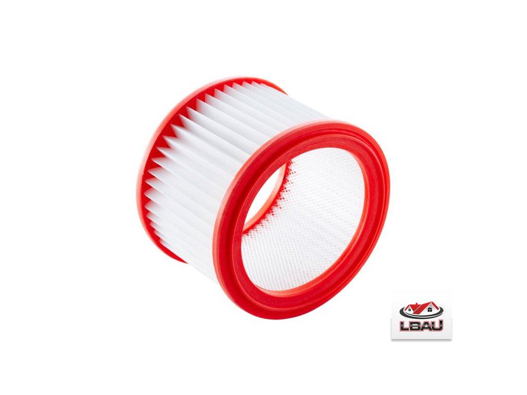 Nilfisk Vyztužený lamelový PET filter základný pre vysávače MULTI II 107417194