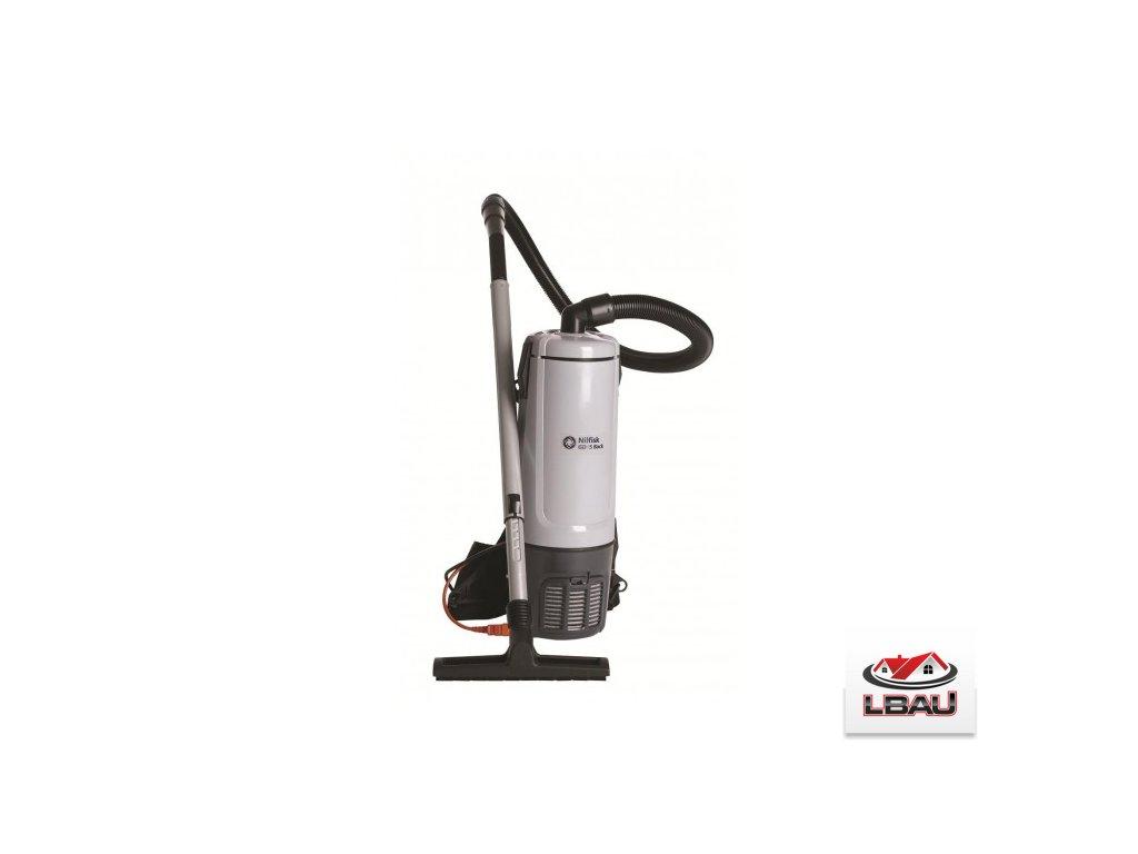Nilfisk GD5 BACK HEPA BASIC EU 107417934 - Chrbtový vysávač na suché vysávanie