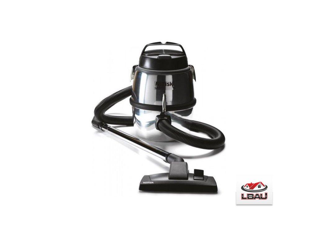 Nilfisk GM80C 107418491 - Kvalitný vysávač na suché vysávanie