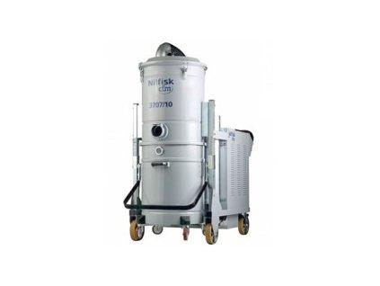 Nilfisk 3707 AD 4030700008 - Priemyselný trojfázový vysávač s výstupným HEPA filtrom