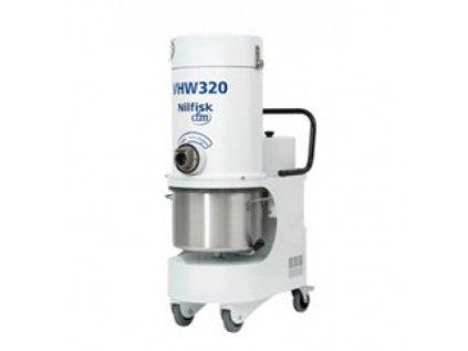 Nilfisk VHW320 LC Z22  4041200379 - Priemyselný trojfázový vysávač do výbuchu Zóna 22 Z22