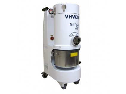 Nilfisk VHW321 LC Z22 AD XX 4041200385 - Priemyselný trojfázový vysávač do výbuchu Zóna 22 Z22 s výstupným HEPA filtrom