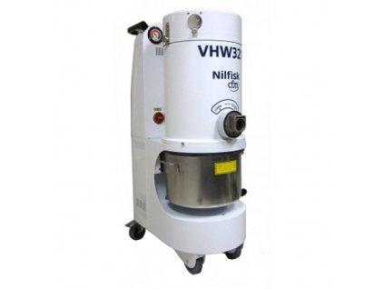 Nilfisk VHW321 HC 4041200391 - Priemyselný trojfázový bezpečnostný vysávač triedy H a AZBEST