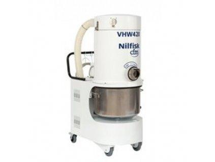 Nilfisk VHW420 AD XX 4041200443 - Priemyselný trojfázový vysávač s výstupným HEPA filtrom