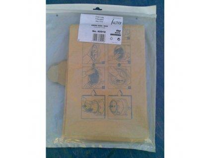 Nilfisk filtračné vrecká papierové 5ks pre vysávače AERO 600/640/840 WAP 60910