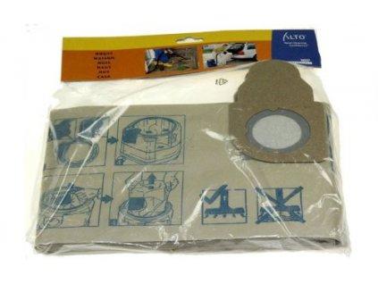 Nilfisk filtračné vrecká papierové 5ks pre vysávače AERO 400/440 WAP 61156