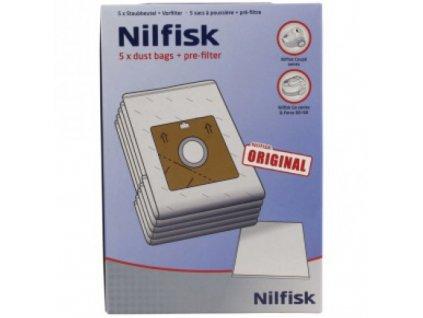 Nilfisk Sáčky na nečistoty 5ks pre Nilfisk Coupe 78602600