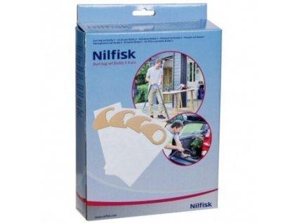 Prachový sáčok 4ks pre vysávače Nilfisk BUDDY II 81943048