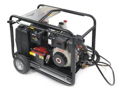 COMET FDX Hot Cube 21/160 D 90580503 - Horúcovodný VT čistiaci stroj s naftovým motorom