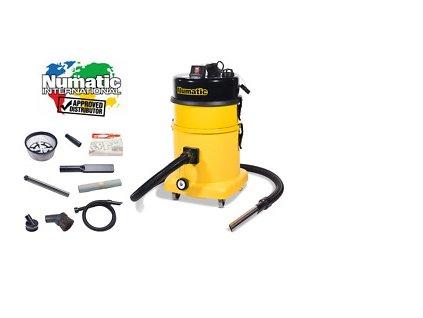 Numatic HZD 750-2 - Priemyselný vysávač na vysávanie azbestu HZD750
