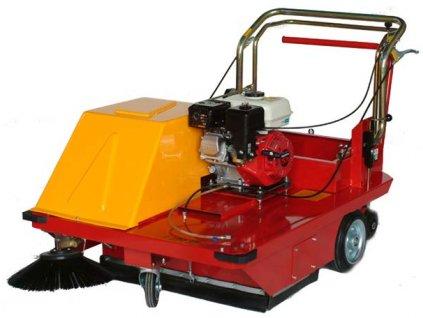 Poli P699 ST - Benzínový zametací stroj