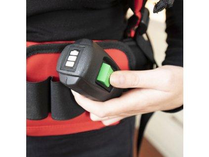 Numatic RSB 140 - Batériový vysávač na chrbát na suché vysávanie RSB140-2