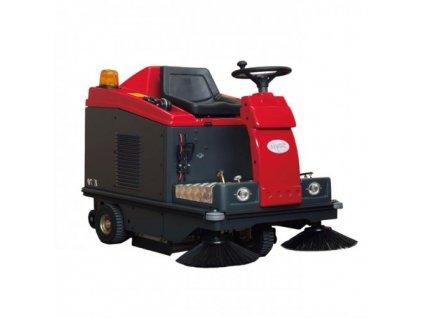 Poli STYLE D70 - Dieselový zametací stroj