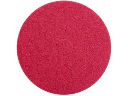 """PAD ETC Červený 7""""/17,8cm PAD na čistenie"""