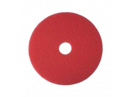"3M™ ECO červený 3M 8""/203mm Leštiaci a čistiaci PAD 10001967"