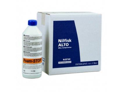 Nilfisk Foam Stop SV1 1l 105301642 - Prípravok proti peneniu