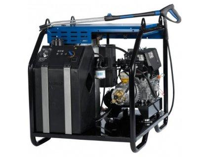 Nilfisk MH 7P-200/1200 DE 106239630 - Horúcovodný vysokotlakový stroj s naftovým motorom