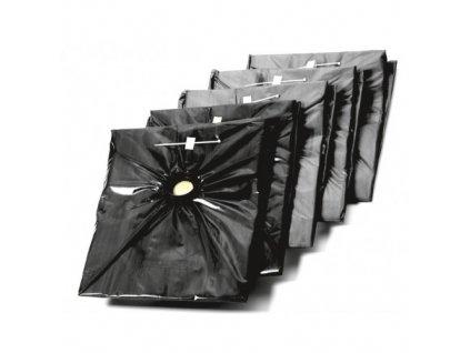 """Nilfisk bezpečnostné filtračné sáčky triedy """"H"""" 5ks pre vysávače ATTIX 40-0H a ATTIX 50-0H 107400236"""