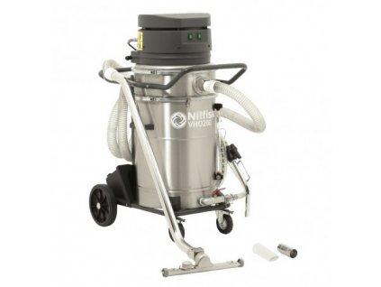 Nilfisk VHO200CB X - Jednofázový dvojmotorový vysávač pre vinárstvo 4010400053