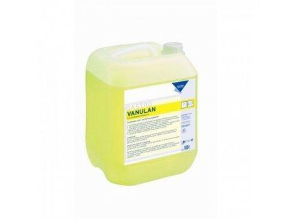 KLEEN VANULAN 1l 600.683 - Vysoko efektívny prostriedok na ručné umývanie riadu a príborov