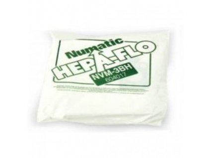 Numatic Hepaflo prachové sáčky 10ks NVM-3BH 604017