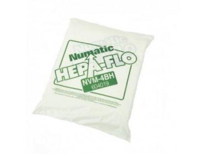 Numatic Hepaflo prachové sáčky 10ks NVM-4BH 604019