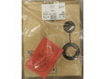 Nilfisk Filtračné vrecká papierové 5ks 61603 pre vysávače NILFISK SQ8