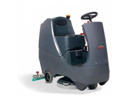 Numatic CRG8055 - Batériový sedadlový podlahový čistiaci stroj CRO8055