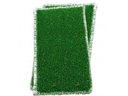 PAD ETC RUFF ručný 11,5x25,5x2,5cm - Kartáčový čistiaci PAD