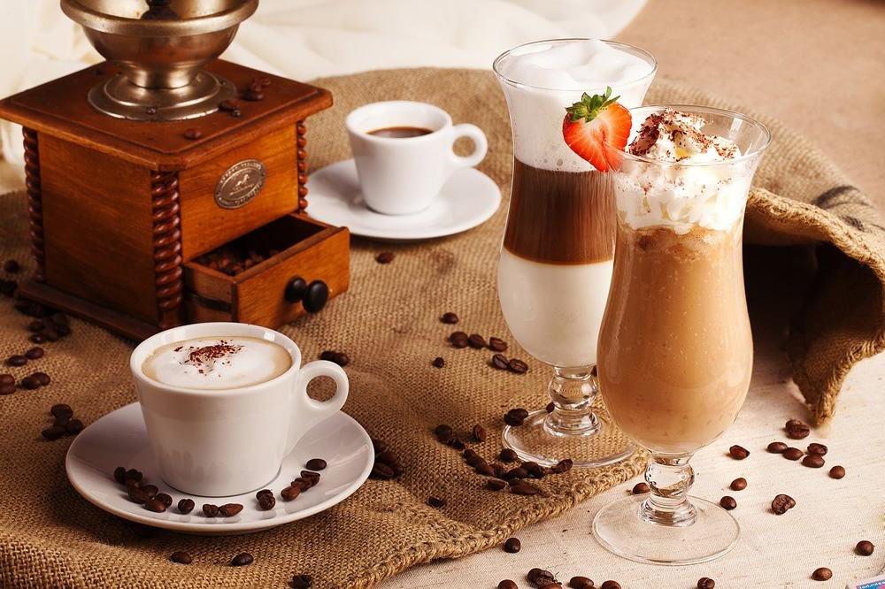 Jaký je rozdíl mezi kávou a kávou?