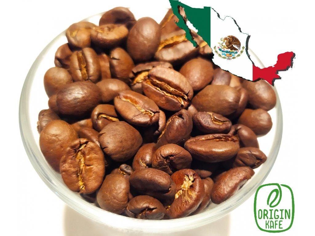 Zrnková káva Mexico Altura Superior Chiapas Adelita