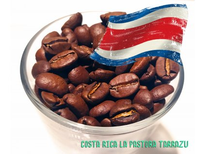 Zrnková káva Costa Rica La Pastora Tarrazu