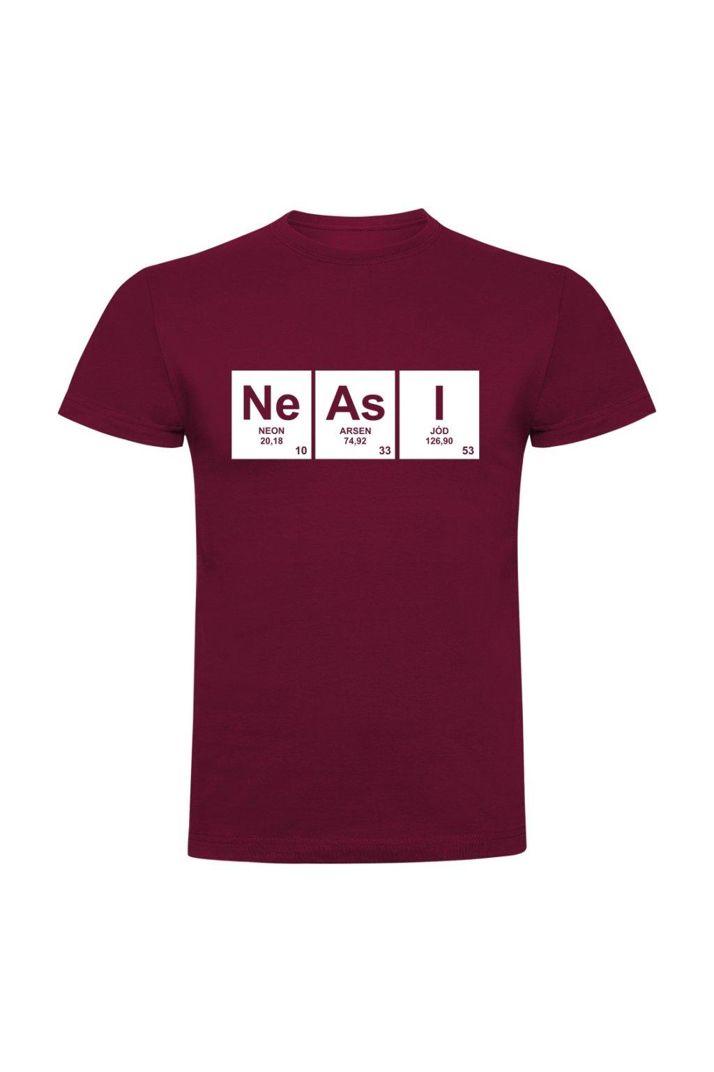 chemik ne as i vínová