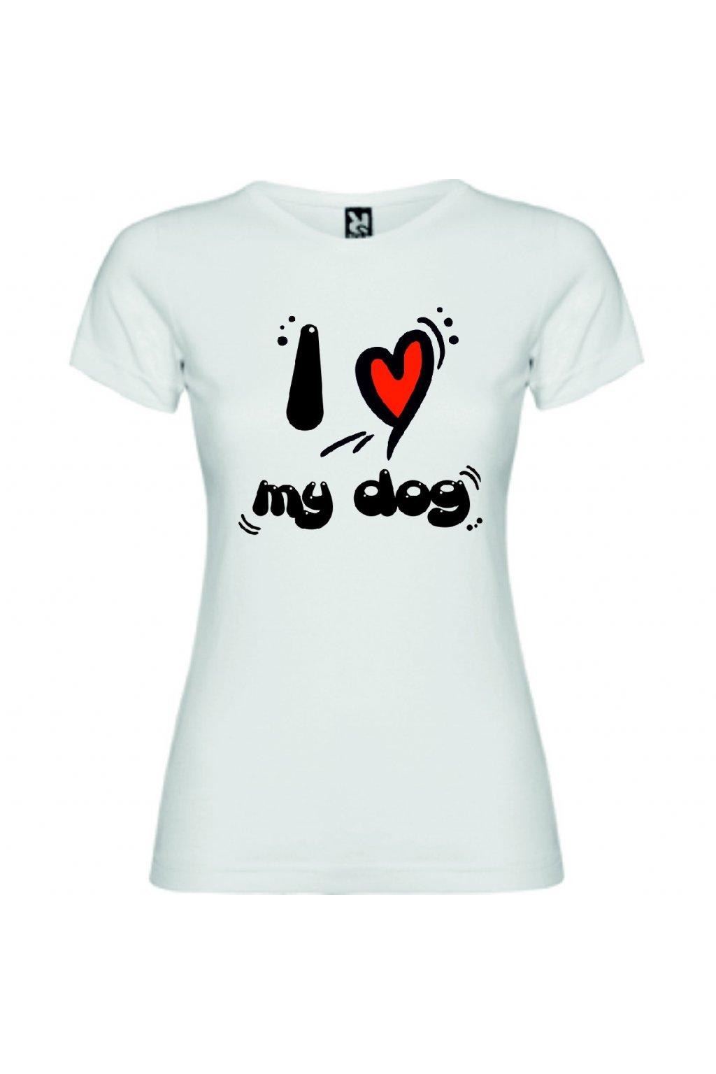 I LOVE MY DOG (V)