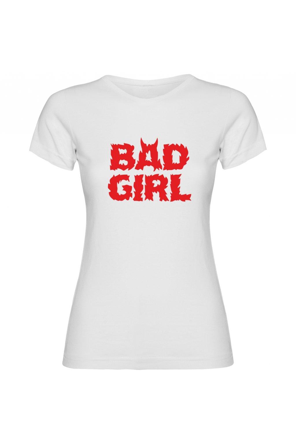 bad girl bílá