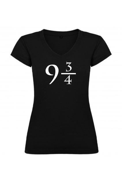9 a třičtvrtě - véčko (V)