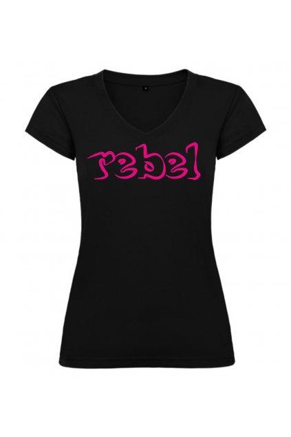 rebel černá V