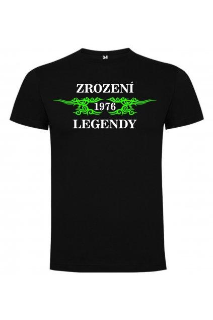 Zrození legendy