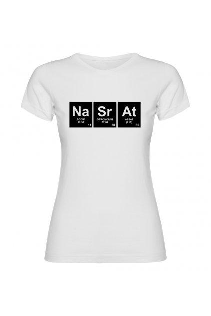 chemik nasrat bílá