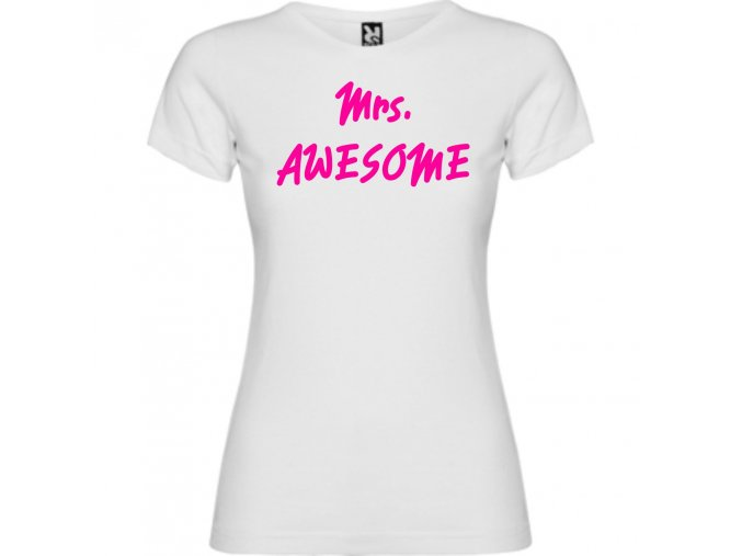Mrs. Awesome